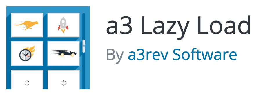 a3 Lazy Load WordPress plugin