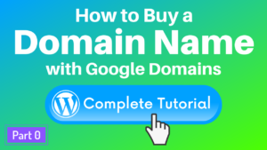 How to buy a Google Domains domain name for your website