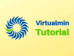Virtualmin installation tutorial