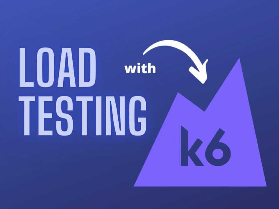 Load testing with k6