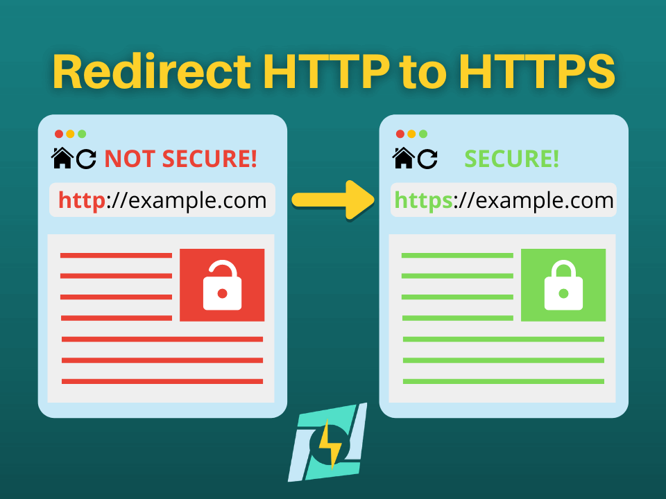 Redirect HTTP to HTTPS in CyberPanel