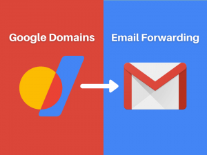 Email forwarding to Gmail with Google Domains