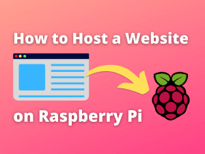 Host website on Raspberry Pi