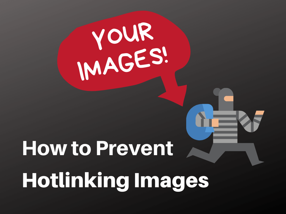 How to prevent hotlinking
