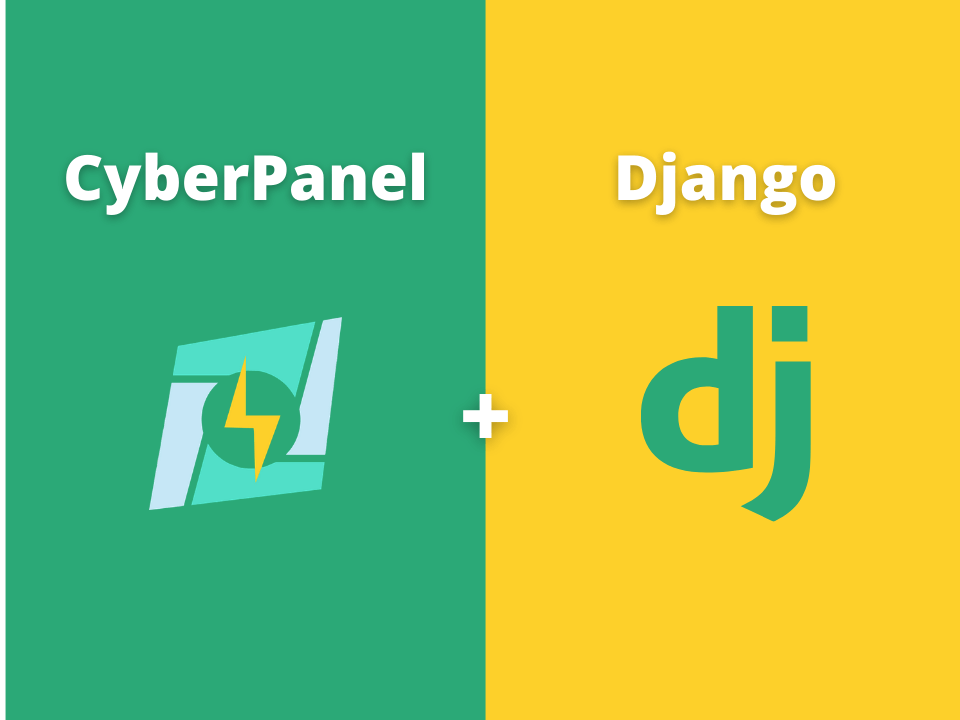 Django on CyberPanel