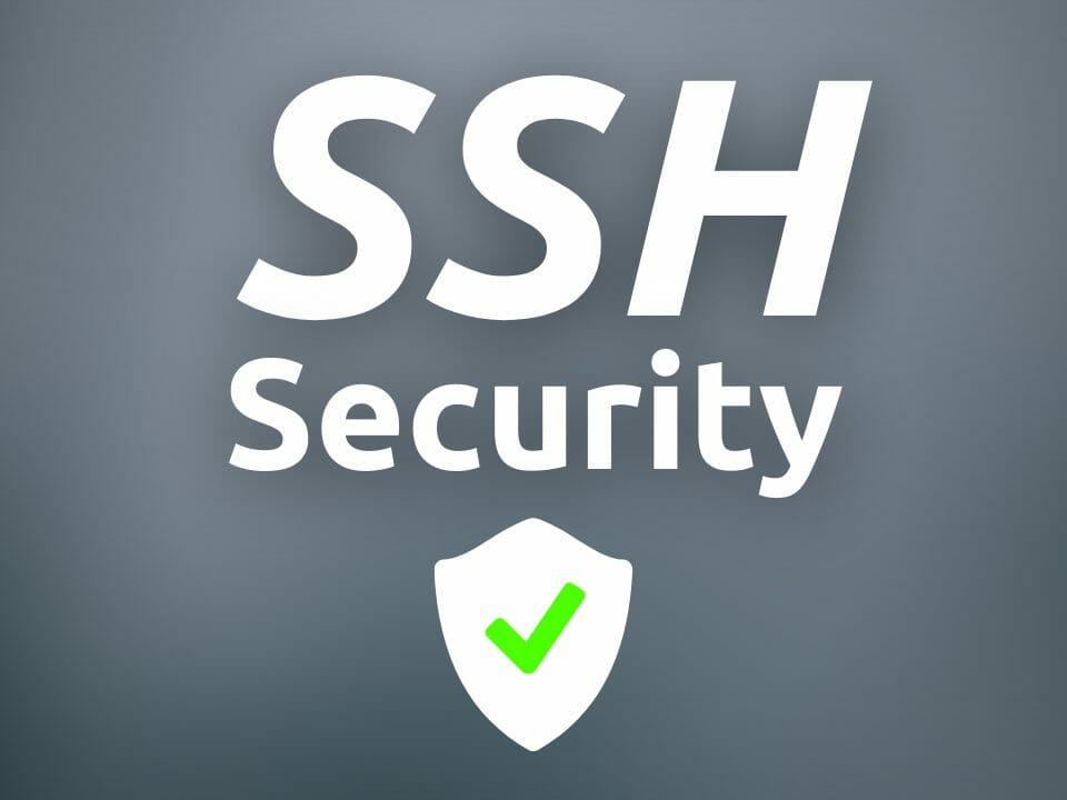 SSH security