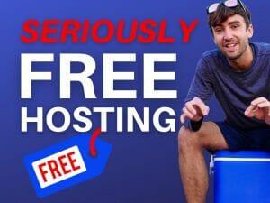 Free website hosting options