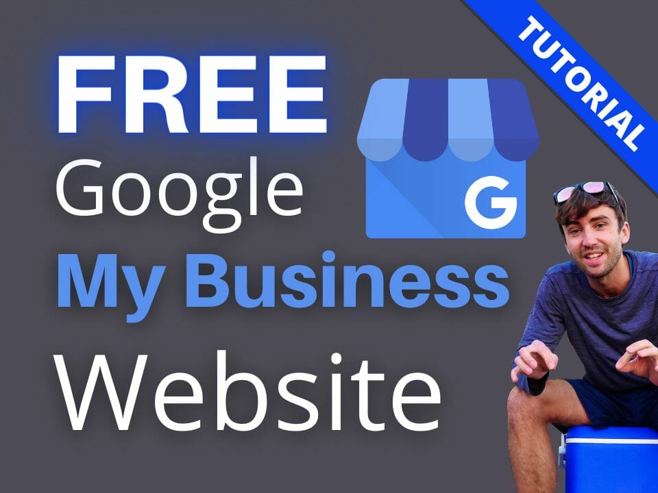Google My Business website tutorial